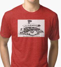 Team effort Tri-blend T-Shirt