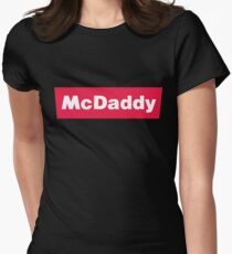 McDaddy - Father's Day Gift Women's Fitted T-Shirt