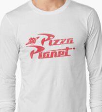 Pizza Planet Long Sleeve T-Shirt