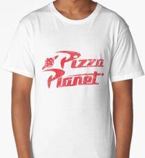 Pizza Planet Long T-Shirt