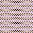 Bumblebee Pattern in Purple by ArtOfSkuba