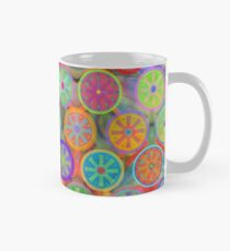 Cogflower Time Pattern by Lierre Kandel Mug