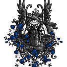 « Transition bleu » par Chrystelle Hubert
