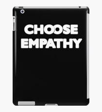 Vinilo o funda para iPad Elige empatía