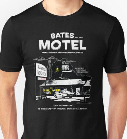 Bates Motel - 24 Stunden geöffnet T-Shirt