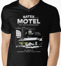 Bates Motel - Open 24 hours Men's V-Neck T-Shirt
