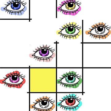 Magic eyes by Domizzz
