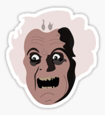 Mad Bilbo Baggins sticker (Lord of the Rings) Sticker