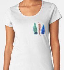 Feather Women's Premium T-Shirt