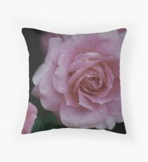 Faded Blossom  Throw Pillow