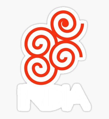 Om, India Sticker
