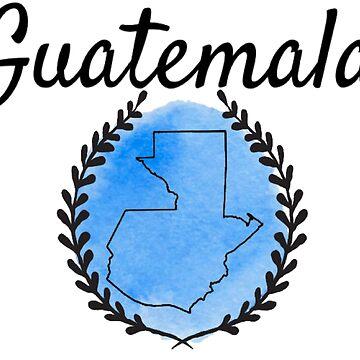 GUATEMALA LOVE  by BettySoda