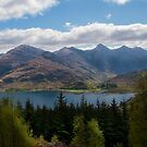 The Five sisters of Kintail by Terry Mooney