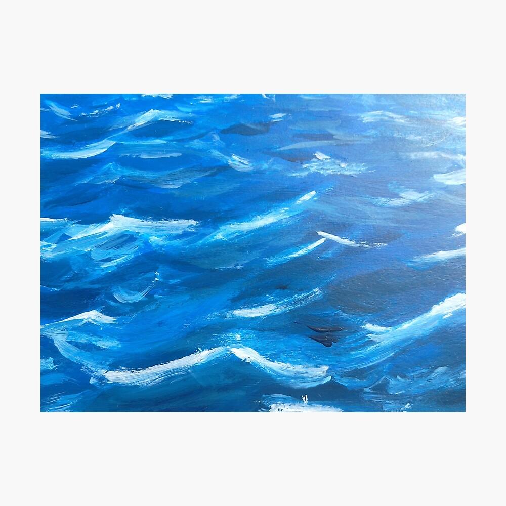 Sea Magic Photographic Print