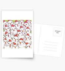 Chicken Chicken Chicken Postcards