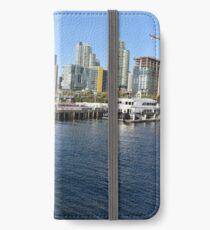 San Diego Bay Boat Landing iPhone Wallet/Case/Skin