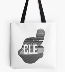 Cleveland Chief Tote Bag