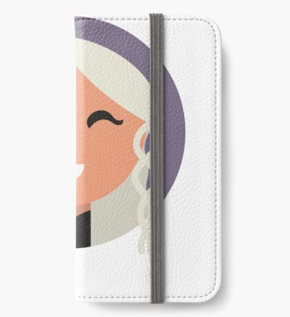 The Mother of the House iPhone Wallet