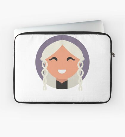 The Mother of the House Laptop Sleeve