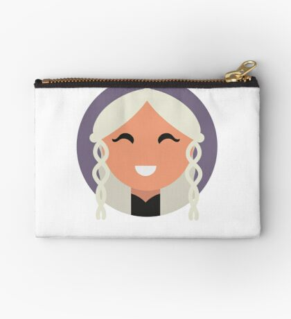 The Mother of the House Zipper Pouch