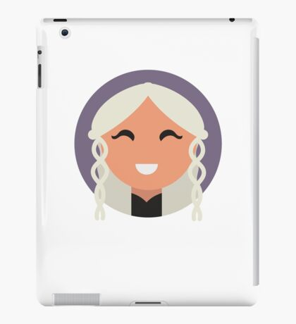 The Mother of the House iPad Case/Skin