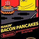 Super Makin' Bacon Pancakes by RyanAstle