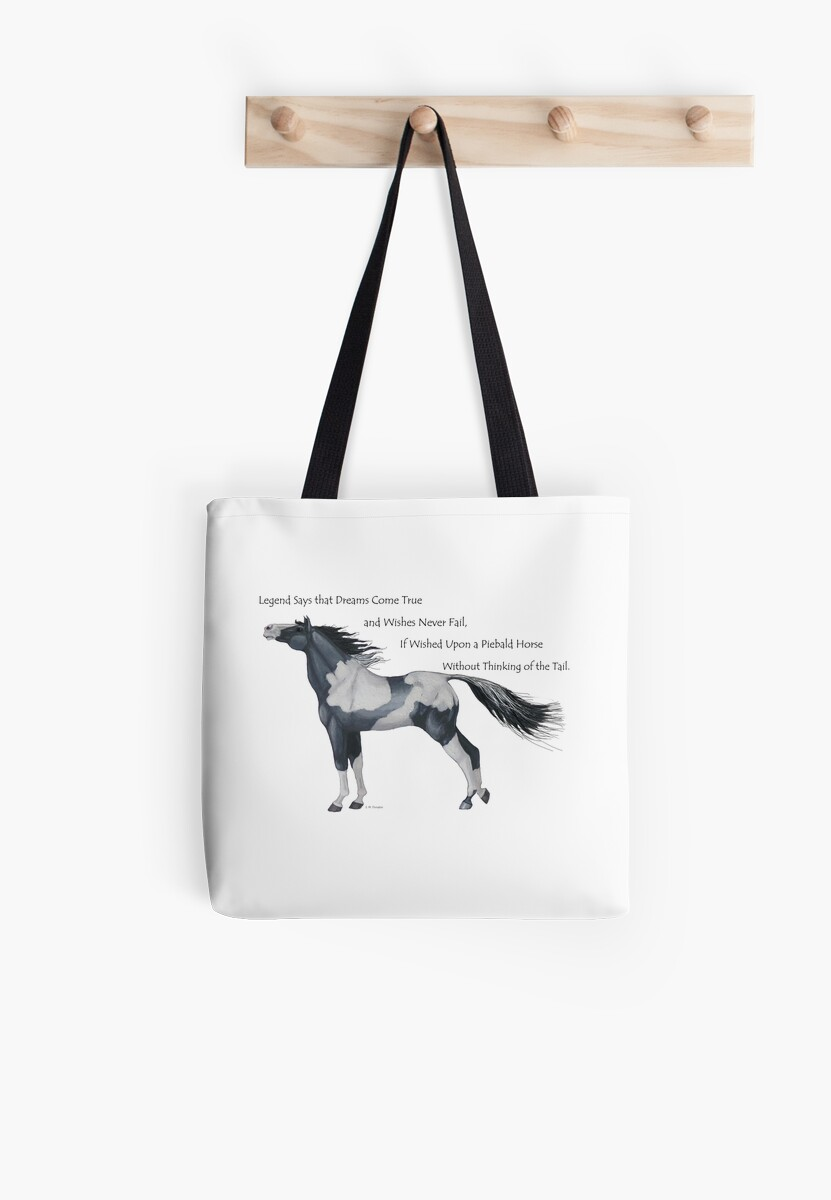 Wish Upon a Piebald Horse by Horseworks