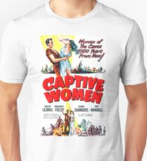 CAPTIVE WOMEN Unisex T-Shirt