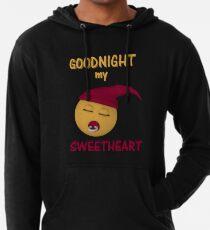 Gute Nacht mein Schatz Leichter Hoodie