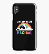 Civil Engineers Are Magical iPhone Case