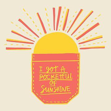 Pocketful of Sunshine by annieriker