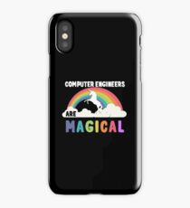 Computer Engineers Are Magical iPhone Case