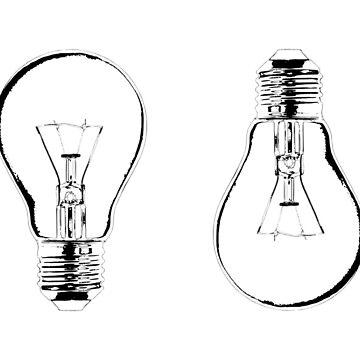 Light Bulb by Hendo98