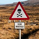 Rare roadsigns by Terry Mooney