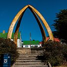 Whalebone arch by Terry Mooney
