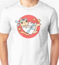 Karate Cat Unisex T-Shirt