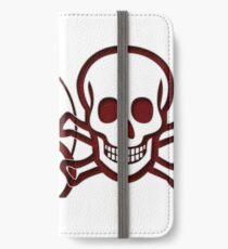 Chemie iPhone Flip-Case/Hülle/Skin