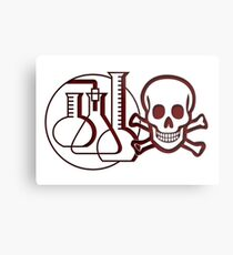 Chemie Metalldruck
