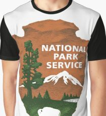 National Park Service Graphic T-Shirt