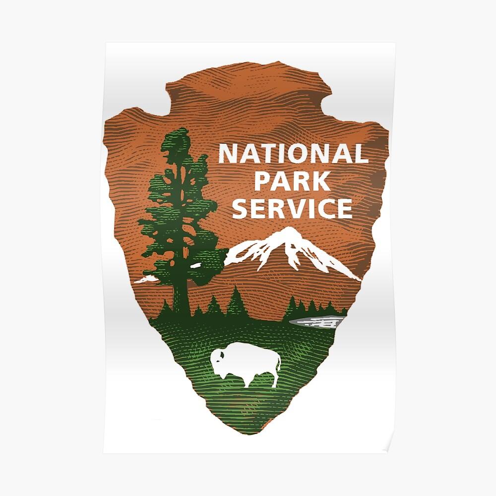 Nationalpark Service Poster