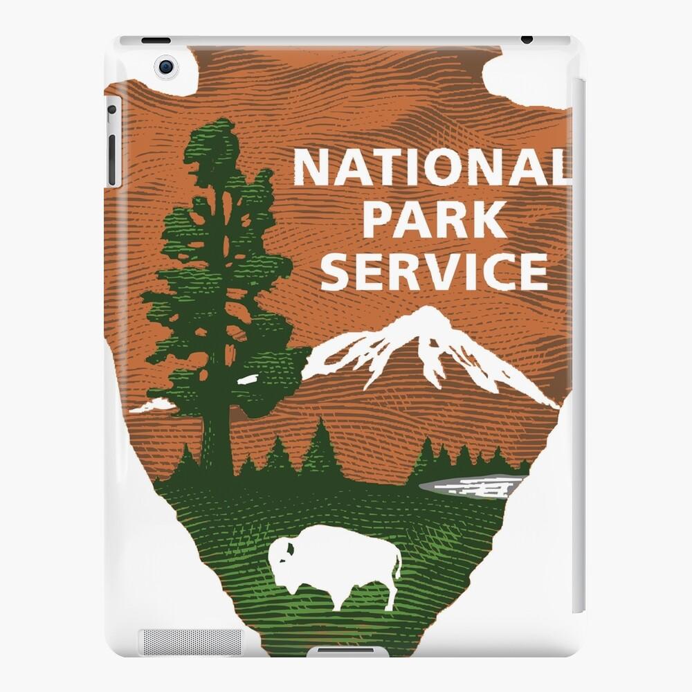 Nationalpark Service iPad-Hülle & Skin
