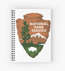 National Park Service Spiral Notebook
