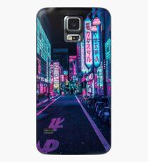 Tokio - Ein Neon-Wunderland Hülle & Skin für Samsung Galaxy