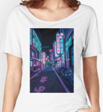 Tokyo - A Neon Wonderland Women's Relaxed Fit T-Shirt