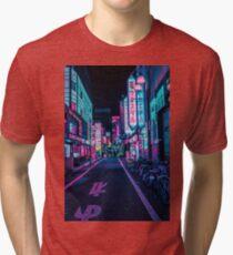 Tokyo - A Neon Wonderland Tri-blend T-Shirt