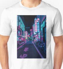 Tokyo - A Neon Wonderland Unisex T-Shirt