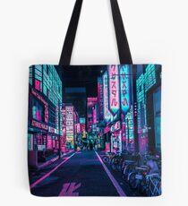 Tokyo - A Neon Wonderland Tote Bag