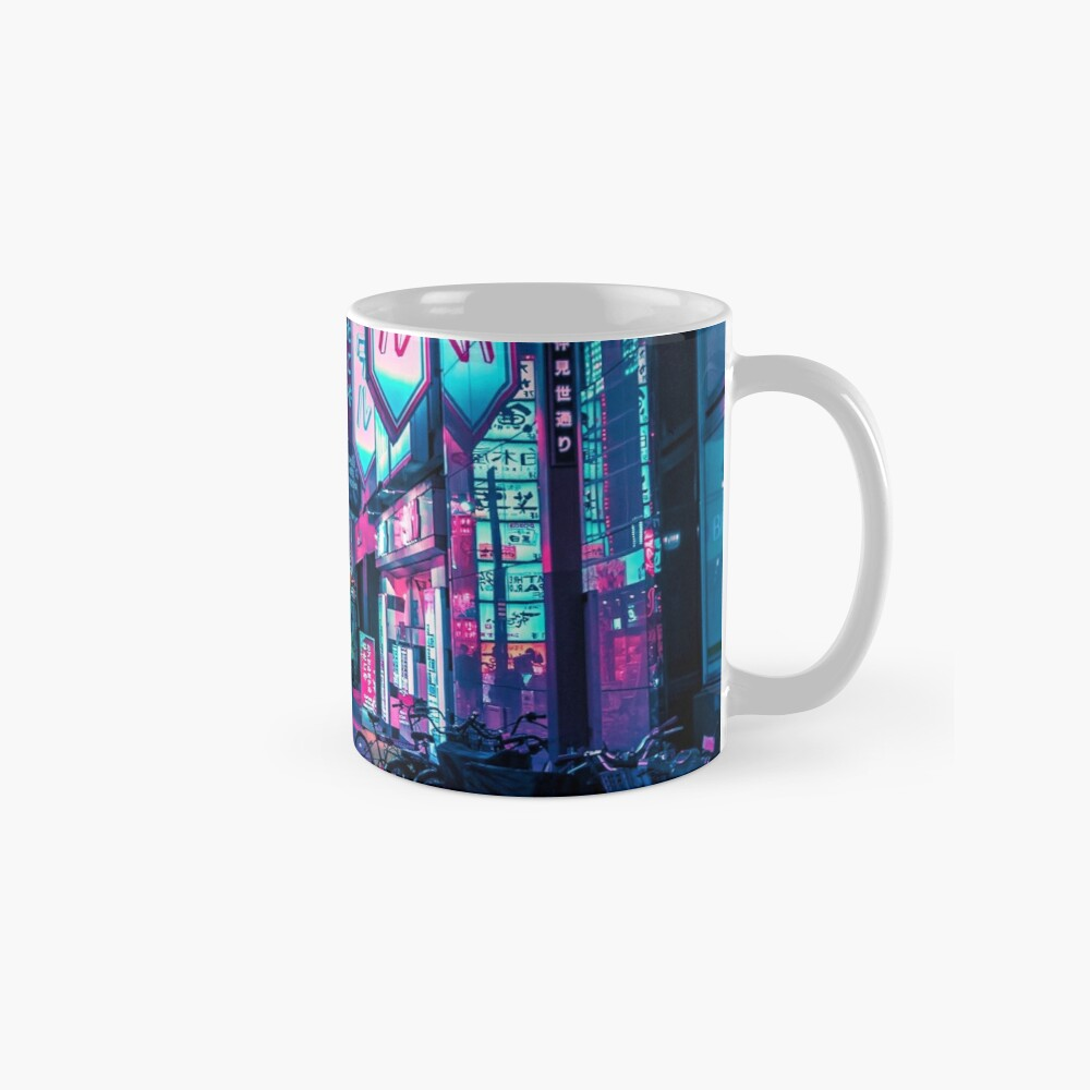 Tokyo - A Neon Wonderland Mug