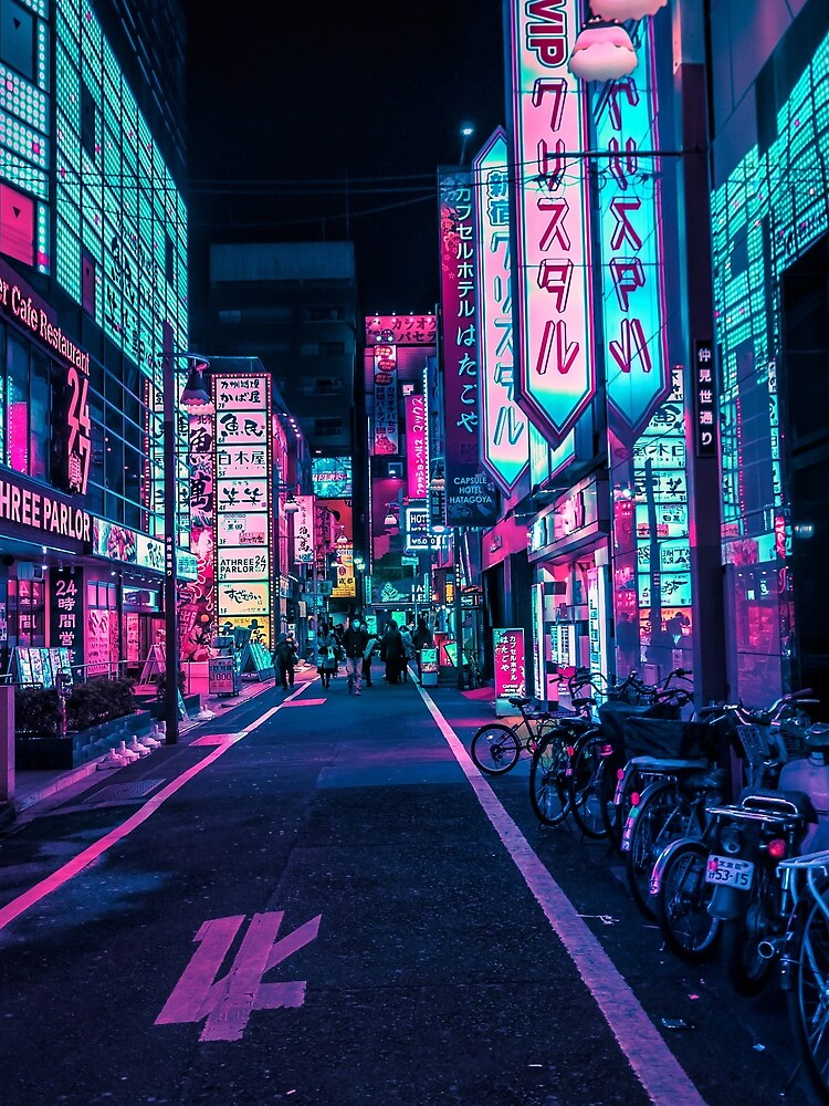 Tokio - A Neon Wonderland de HimanshiShah