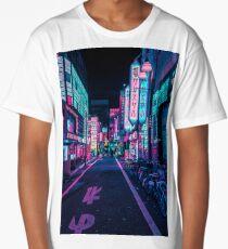 Tokio - Ein Neon-Wunderland Longshirt